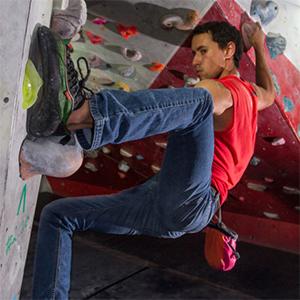 Escalador Felipe Proaño, Gimnasio de escalada
