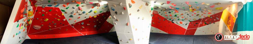 Gimnasio de escalada Boulder 1